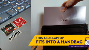 Want a Laptop You Can Chuck Into Your Handbag and Go? Get the New ASUS ZenBook 14