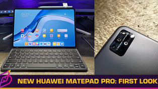 Huawei MatePad Pro 2021 - First Impressions and Overview