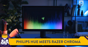 Experience Philips Hue X Razer Chroma at Gamers Hideout Central i-City