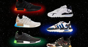 Star Wars Hype Heats Up with adidas X Star Wars Collection