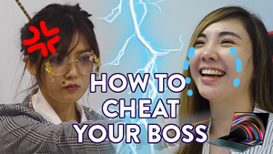 [Video] HOW TO CHEAT YOUR BOSS