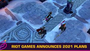 Riot Games Announces 2021 Plans, Including Wild Rift Esports