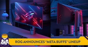 Get 'Meta Buffed' with ROG's New Product Lineup