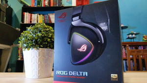 The ASUS ROG Delta Gaming Headset is Like a Nice Warm Hug for Your Ears