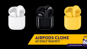 Get the Realme Buds Air for Just RM199 - Only On 21 January
