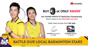 Here's Your Chance to Battle Local Badminton Stars Goh Liu Ying and Chan Peng Soon