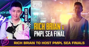 Rich Brian to Host PMPL SEA Finals Season 2