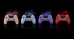 New Dualshock 4 Lineup Available October 1st