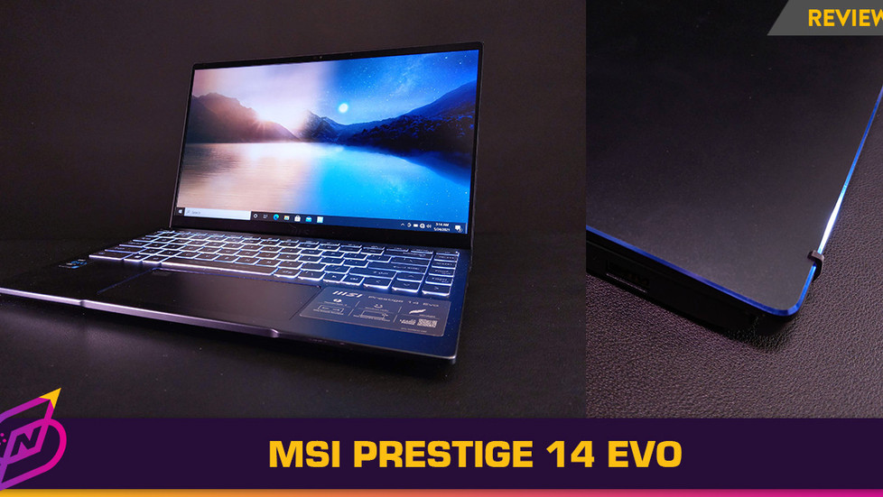 [Review] Powerful But Uninspired: The MSI Prestige 14 Evo