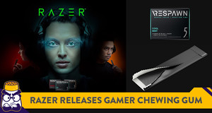 Razer's New Chewing Gum Comes in 3 Flavours - And No, The Gum is Not Green