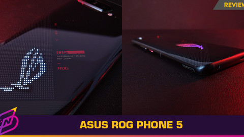 [Review] An Exercise in Refinement: The ROG Phone 5