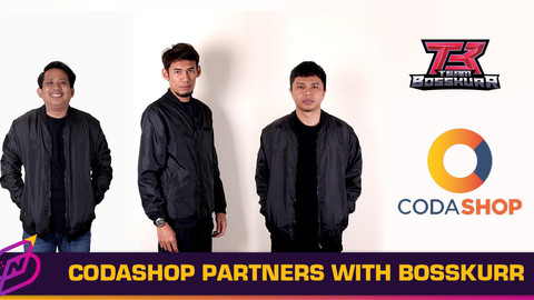 Codashop Announces Partnership with Bosskurr
