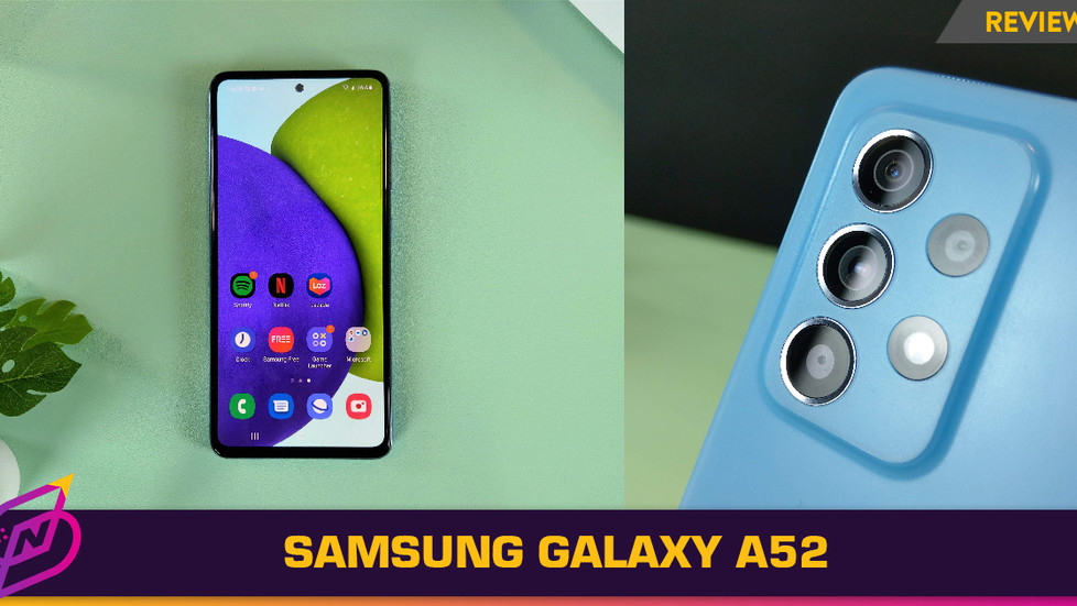 [Review] A Mid-Tier Device with Some Top-Tier Perks: The Samsung Galaxy A52