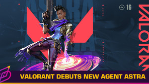 """Valorant Episode 2 Act II Debuts New Agent """"Astra"""""""
