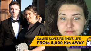 What a Save: Gamer Saves Life of Friend Suffering Seizure 8,000km Away