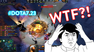 Dota 7.23: Top 5 WTF Moments of the Outlanders Patch