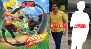 Losing Weight While Playing Video Games - To Good to be True? This Guy Did It