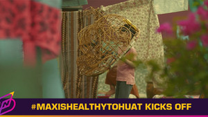 Win a 5G Phone by Dancing to the #MaxisHealthyToHuat Social Campaign