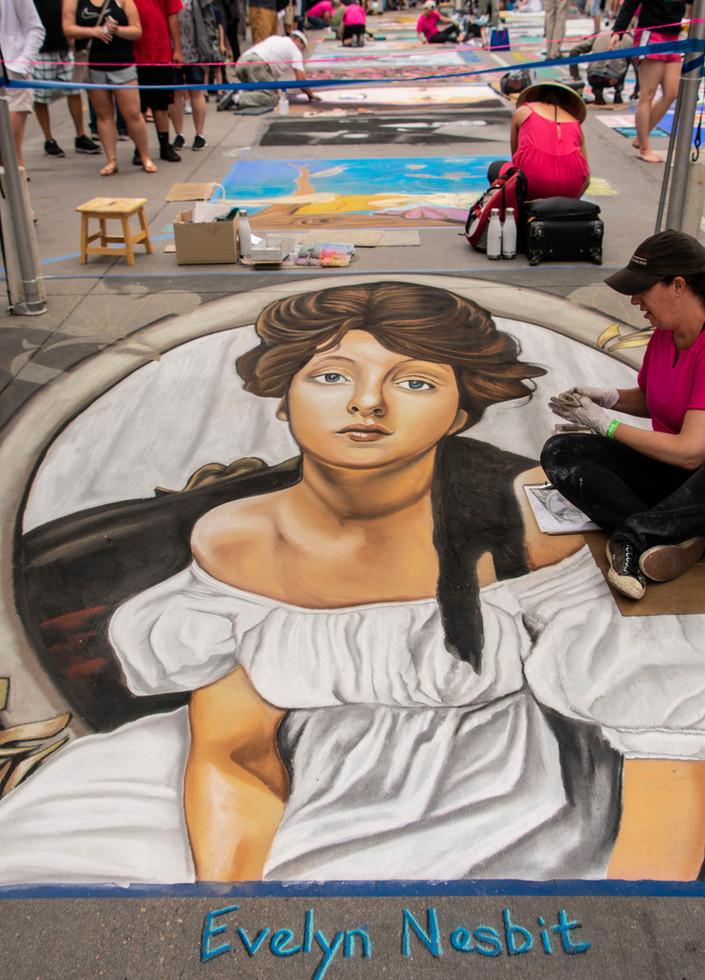Chalk Art III