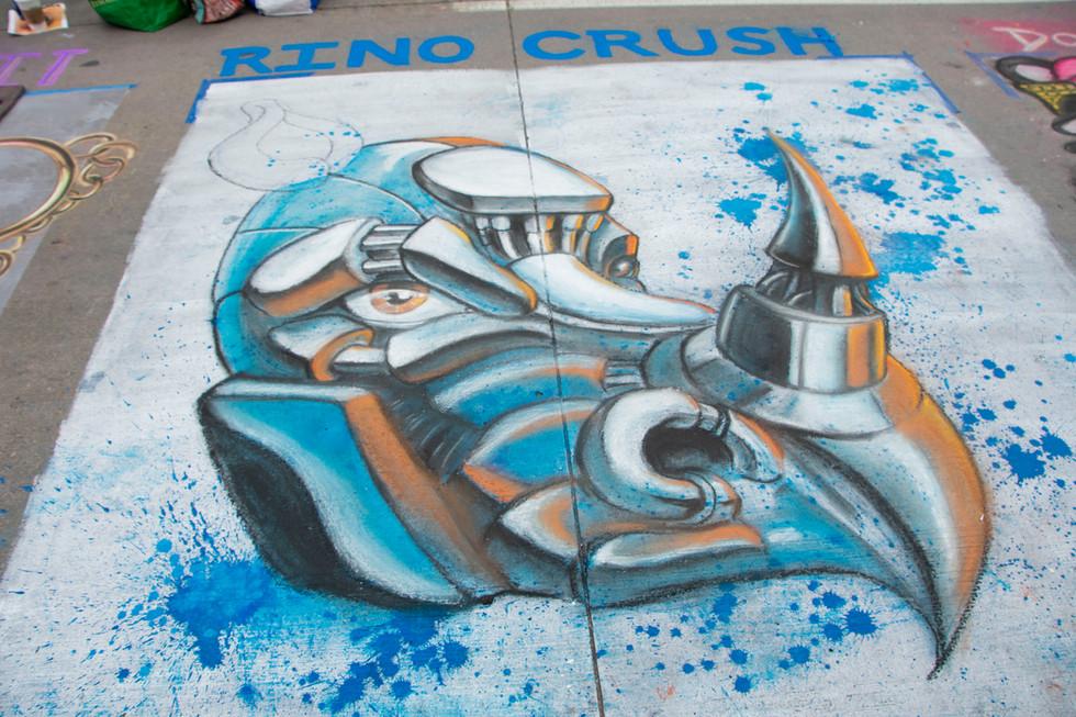 Chalk Art XI