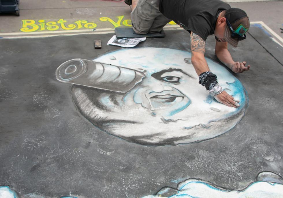 Chalk Art VI