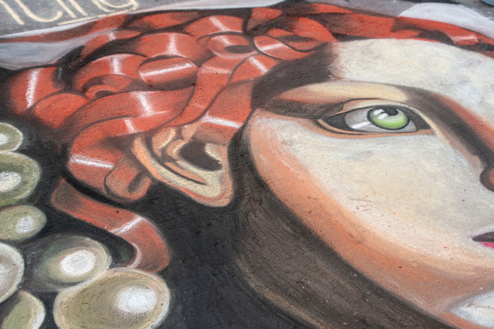 Chalk Art IV