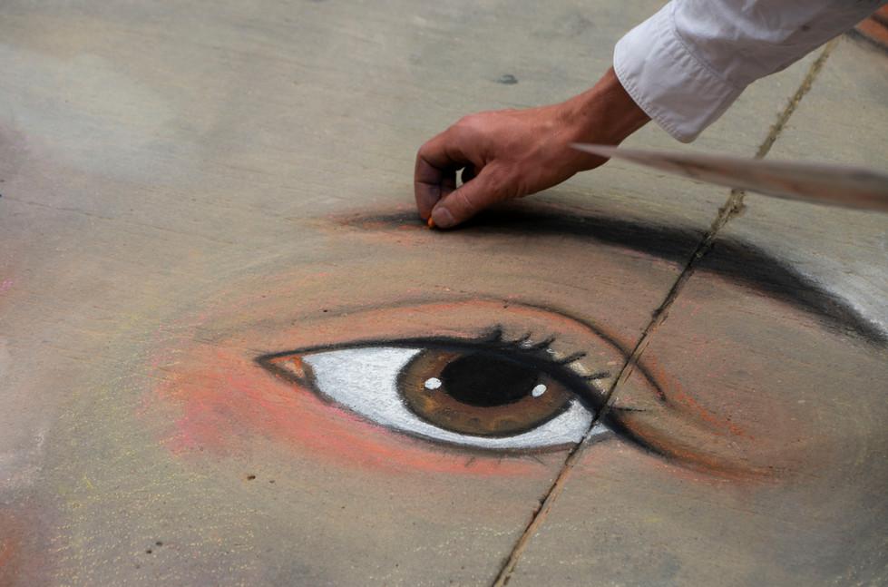 Chalk Art VIII