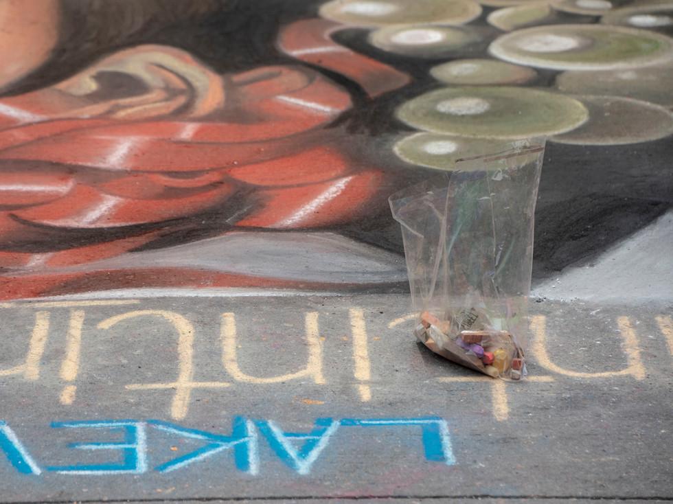 Chalk Art XVII