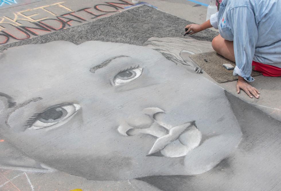 Chalk Art XIV