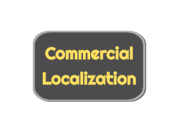 Commercials localization