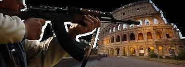 anti terrorismo roma attentato