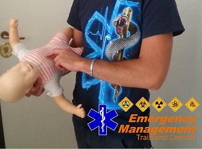 emergency management corso disstruzione pediatica