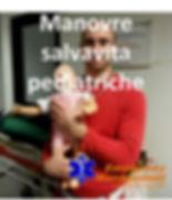 emergency management corso manovre salvavita pediatriche