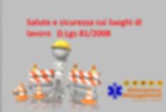 emergency management corso scurezza sul lavoro
