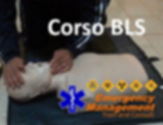 emergency management corso bls