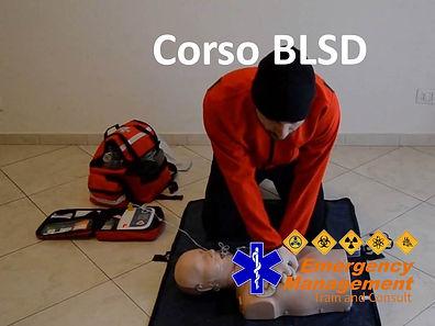 emergency management corso bls adulto