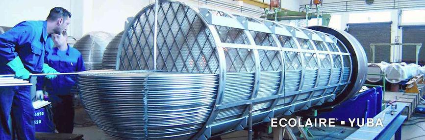 Heat transfer para plantas de geberación de energía eléctrica