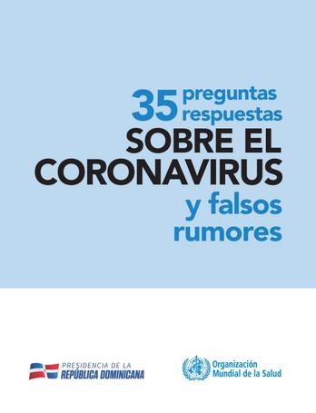 35 respuestas sobre el Coronavirus