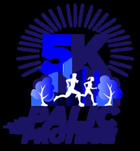 Identidad Gráfica del Maratón 5K Palic Protege