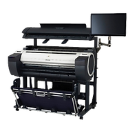 Plotter impresor de forato ancho Canon