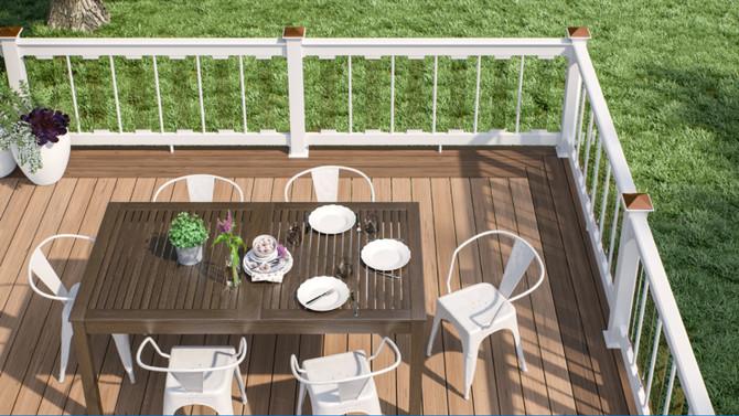 ¿Por qué instalar un deck de madera sintética o composite en República Dominicana?