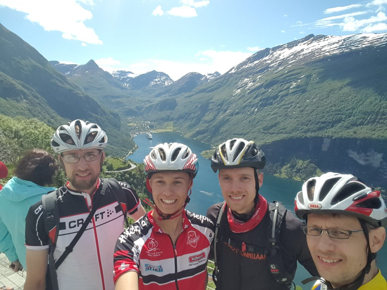 Norja Ahola Sport team