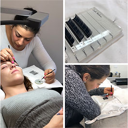 Russian Volume Eyelash Extension Training - My Mink Lashes & Training Academy