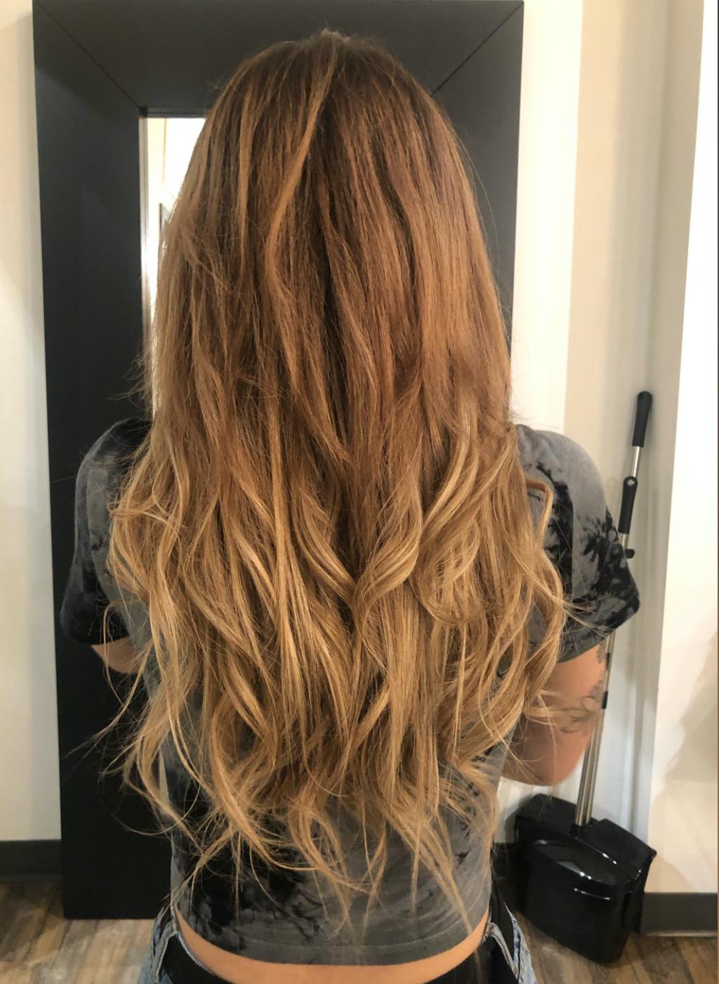Hair Extensions - MML on Johnson