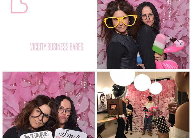 Vic City Business Babes in Victoria BC held an amazing networking event at Kwench on Fort Street. It was an opportunity for other lady business owners to get together to exchange business cards and begin new entrepreneurial relationships.
