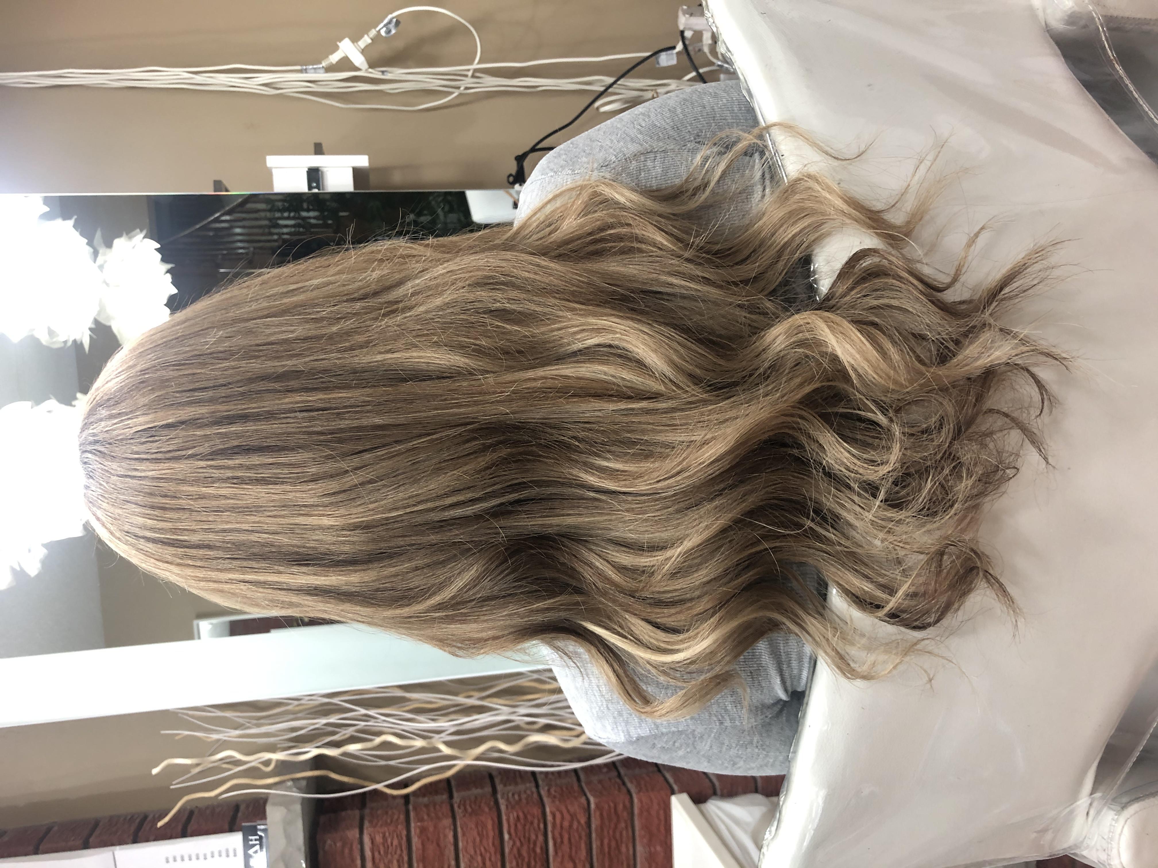 MML on Johnson Hair Extensions