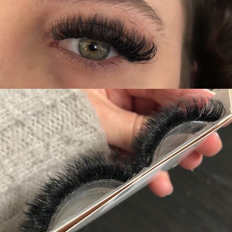 Handmade Strip Lashes