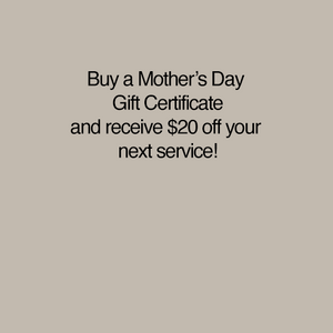 Mother's Day Lash Sale.  My Mink Lashes & Training Academy