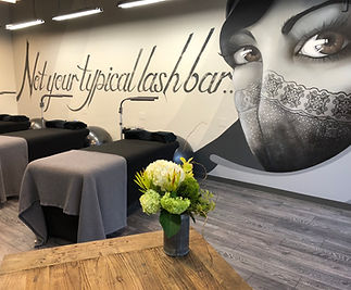 My Mink Lashes & Training Academy Interior 941 Fort Street, Victoria, BC