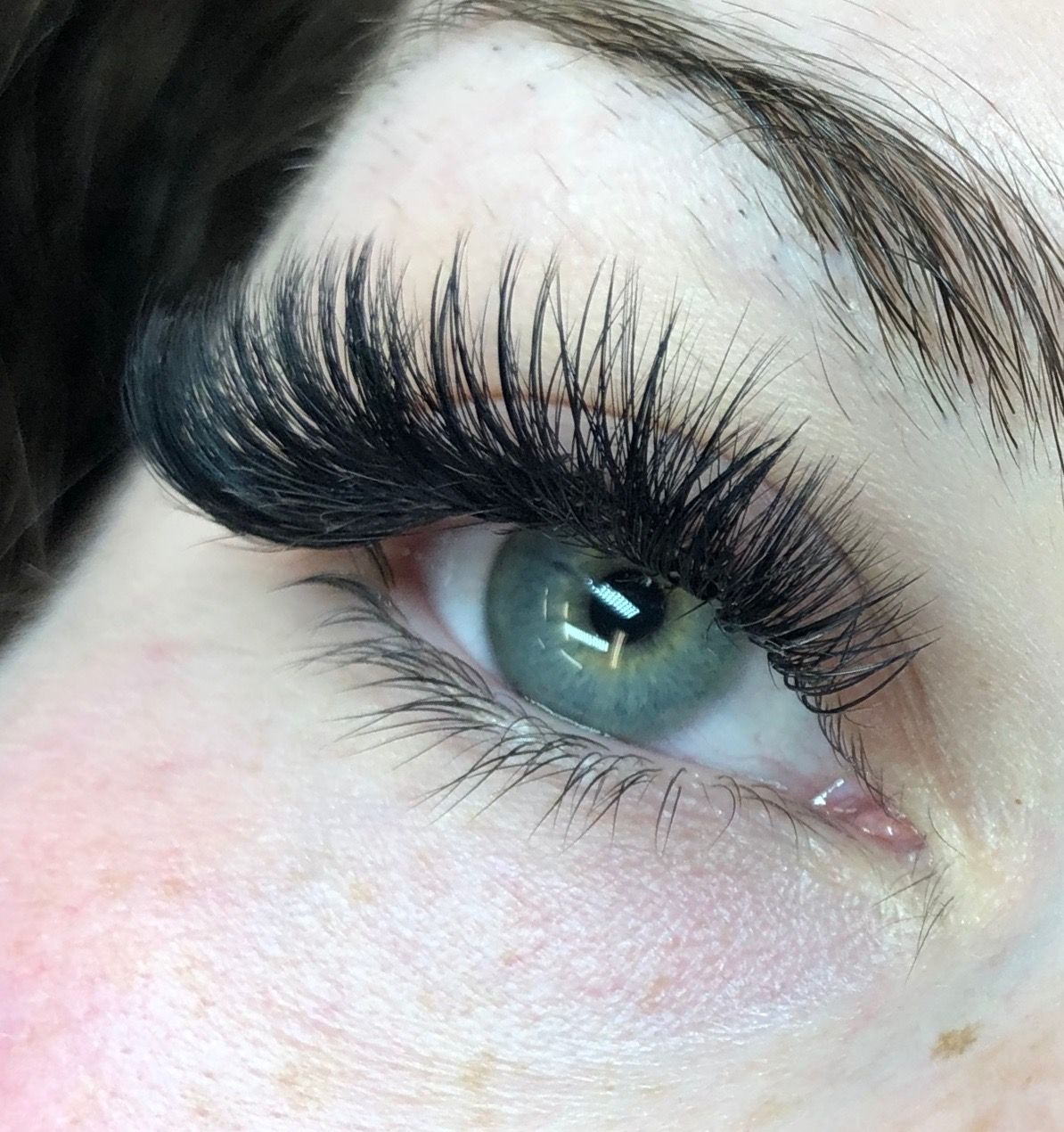 Blended Lashes